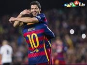 Suarez und Messi erledigen Valencia - Mustafi fliegt