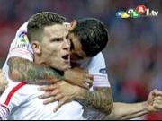 Sevilla fast durch: Gameiro nicht zu halten