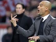 Nullnummer bei Bayer: Guardiola findet's