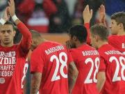Bayern siegt f�r Badstuber -