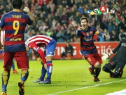 300, 301 - Messi ist eine Nummer zu gro� f�r Gijon