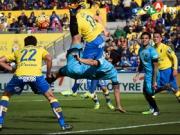 Barcelona m�ht sich gegen Las Palmas