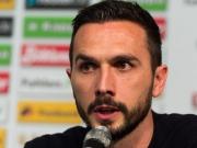 Unter Tränen - Martin Stranzl gibt Rücktritt bekannt