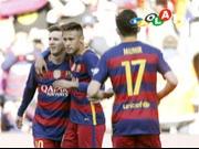 Messi, Neymar & Co. deklassieren Getafe