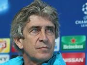 ManCity: Volle Konzentration auf die Champions League
