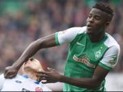 Djilobodjis Geste - Werders Umgang mit dem Skandal