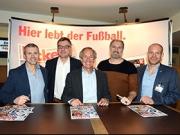 HSV-Legenden �ber Schienbeintritte und Ball-Rituale