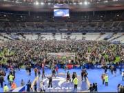 Les Bleus und die schwierige R�ckkehr ins Stade de France