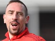 Scholl-Kritik absurd: Ribery verteidigt G�tze