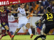 Bale k�rt Real per 60-Meter-Sprint