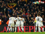 Cl�sico Nummer 264 - CR7 vermiest Bar�a den Abend