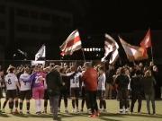 Hamburger Derby: Viel Stimmung beim St.-Pauli-Sieg �ber den HSV