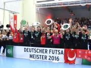 Deutsches Futsal-Finale: Panthers gewinnen den vierten Titel!