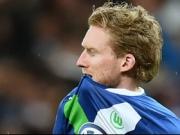 Wolfsburg scheitert an Ronaldo und Real