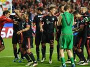 Zum 5. Mal in Folge - Bayern erreicht das Halbfinale