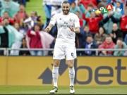 Benzema eröffnet, Cristiano Ronaldo schließt ab