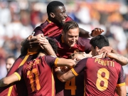 Im Video: Roma schl�gt Napoli
