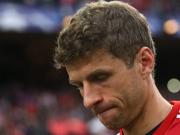 Bankdr�cker gegen Atletico - Das sagt M�ller