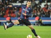 Ibrahimovic trifft zum elften Mal mehrfach