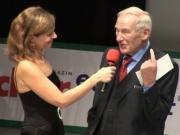 Walther-Bensemann-Preis 2008: Bert Trautmann im Gespr�ch