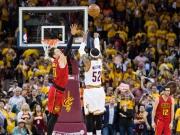 NBA-Rekord: Die Cavs lassen es Dreier regnen
