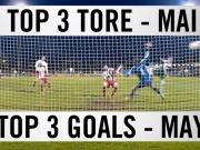 Die Top 3 Tore aus Hessen - Mai 2016