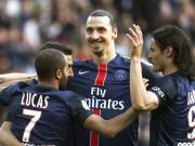 Ibrahimovic ist Frankreichs Fu�baller des Jahres