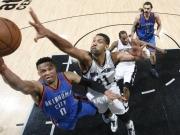 Westbrook ist auch nicht durch Fouls zu stoppen