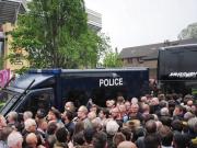 Nach Attacke auf Teambus - West Ham gibt ManUnited Mitschuld