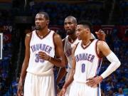 Spurs scheitern an Durant und Westbrook