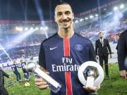 K�nig und Legende: Zlatan Ibrahimovic