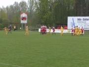 Traum-Freisto� in der Oberliga