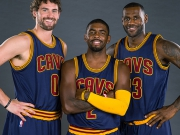 James, Irving und Love - Cavs-Trio fertigt Toronto ab