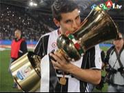Juventus verteidigt das Double in der Verl�ngerung