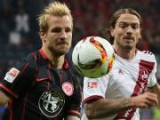 Millionenspiel: Frankfurt und N�rnberg k�mpfen um Bundesliga