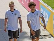 LIVE! DFB-PK mit Brandt, San� und K�pke