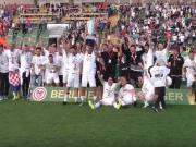 Robben macht den Unterschied - Berliner Pokalfinale