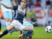 Ohne Ibrahimovic: Schweden torlos gegen Slowenien
