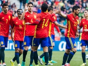 6:1-Kantersieg f�r Spanien