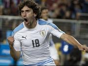 Uruguay mit vers�hnlichem Ende