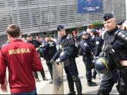 EM von Gewalt �berschattet - Russland am Pranger
