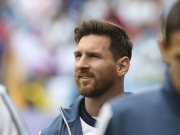 Superstar Messi noch in Teilzeit