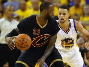 Das Finalduell der Superstars: Curry vs. LeBron