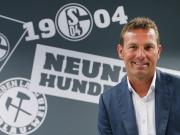 Der n�chste Neuanfang - Weinzierls Vorstellung auf Schalke