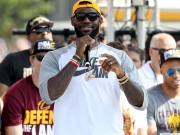 Party in Cleveland - Cavs feiern Premierentitel