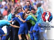 Highlights: Italien im Rausch dank Chiellini