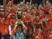 Grenzenloser Jubel - Chile verteidigt Copa-Titel
