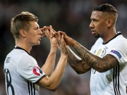 LIVE! DFB-PK mit Boateng, Kroos und Bierhoff