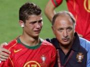 Ronaldos Tr�nen: Der Kampf gegen sein Trauma