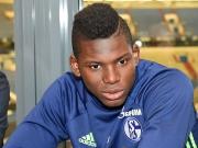 Schalkes Sturmjuwel Embolo: Da ist er!